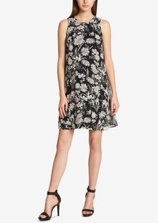 Tommy Hilfiger Printed Trapeze Dress