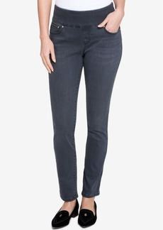 Tommy Hilfiger Pull-On Slim-Leg Jeans, Created for Macy's