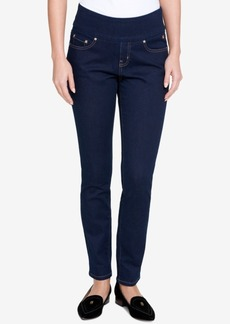 Tommy Hilfiger Pull-On Straight-Leg Jeans, Created for Macy's