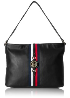 Tommy Hilfiger Purse for Women Jaden Hobo