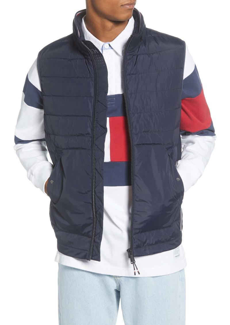 Tommy Hilfiger Quilted Regular Fit Stretch Vest