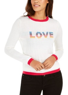 Tommy Hilfiger Rainbow Love Ringer Sweater