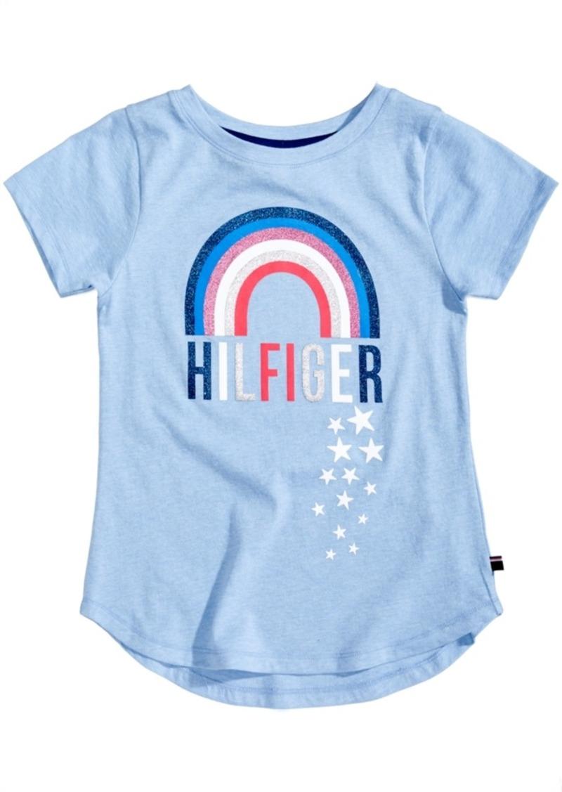 766c5fca214 Tommy Hilfiger White Shirt Big Logo
