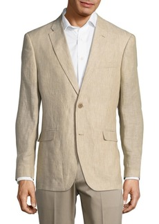 Tommy Hilfiger Regular-Fit Linen Blazer