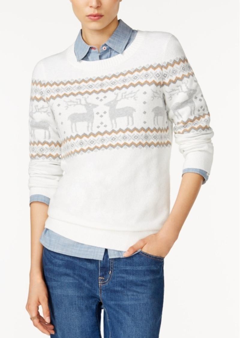 Fair Isle Sweaters