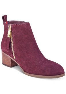 Tommy Hilfiger Reiz Ankle Booties Women's Shoes