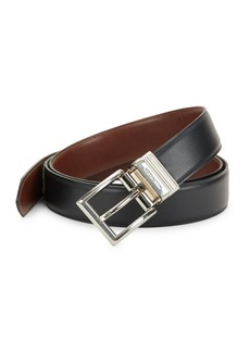 Tommy Hilfiger Reversible Featheredge Leather Belt
