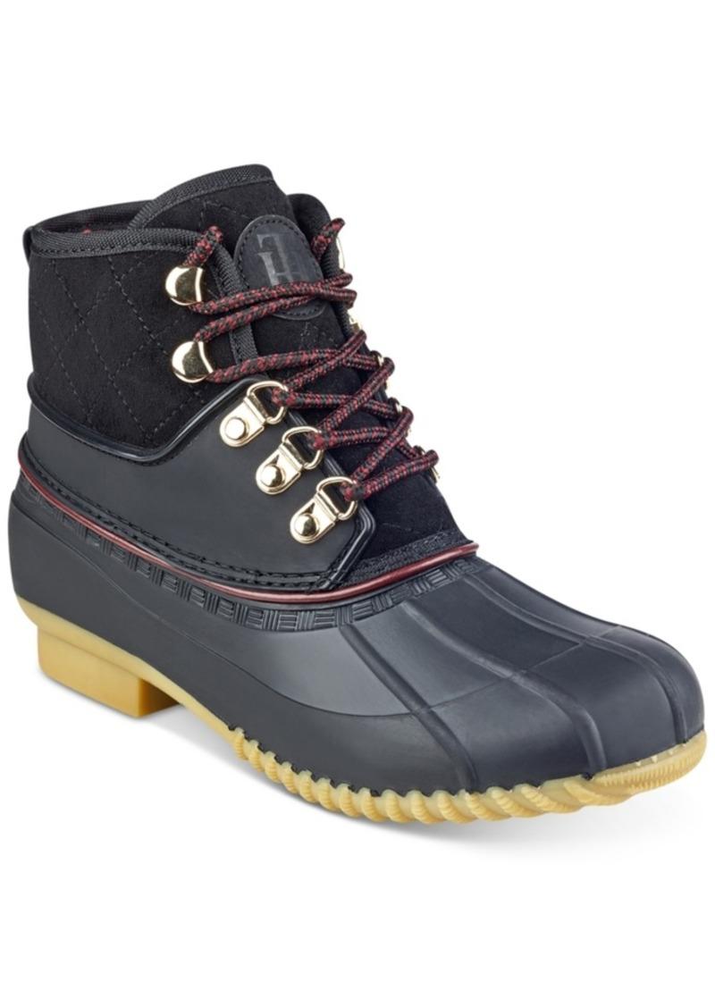 204805322f8b5d Tommy Hilfiger Tommy Hilfiger Rinah Rain Boots