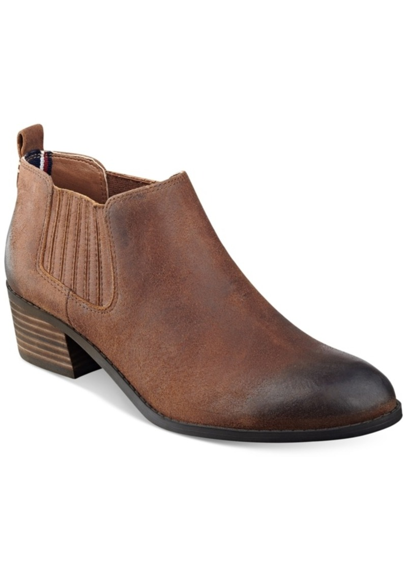 80b9b4d9 Tommy Hilfiger Tommy Hilfiger Ripley Ankle Booties Women's Shoes | Shoes