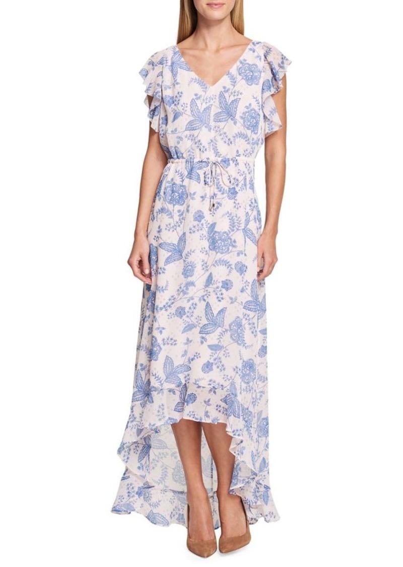 Tommy Hilfiger Tommy Hilfiger Riviera Floral Hi-Lo Dress | Dresses