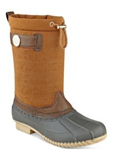 Tommy Hilfiger Romea Rain Boots Women's Shoes