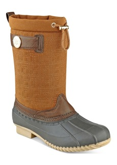 Tommy Hilfiger Romea Rain Boots Women's Shoes
