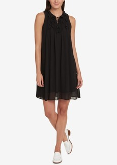 Tommy Hilfiger Ruffled Dress, Created for Macy's
