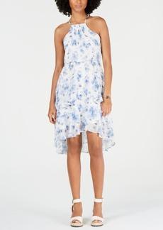 Tommy Hilfiger Ruffled High-Low Dress