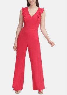 Tommy Hilfiger Ruffled Jumpsuit