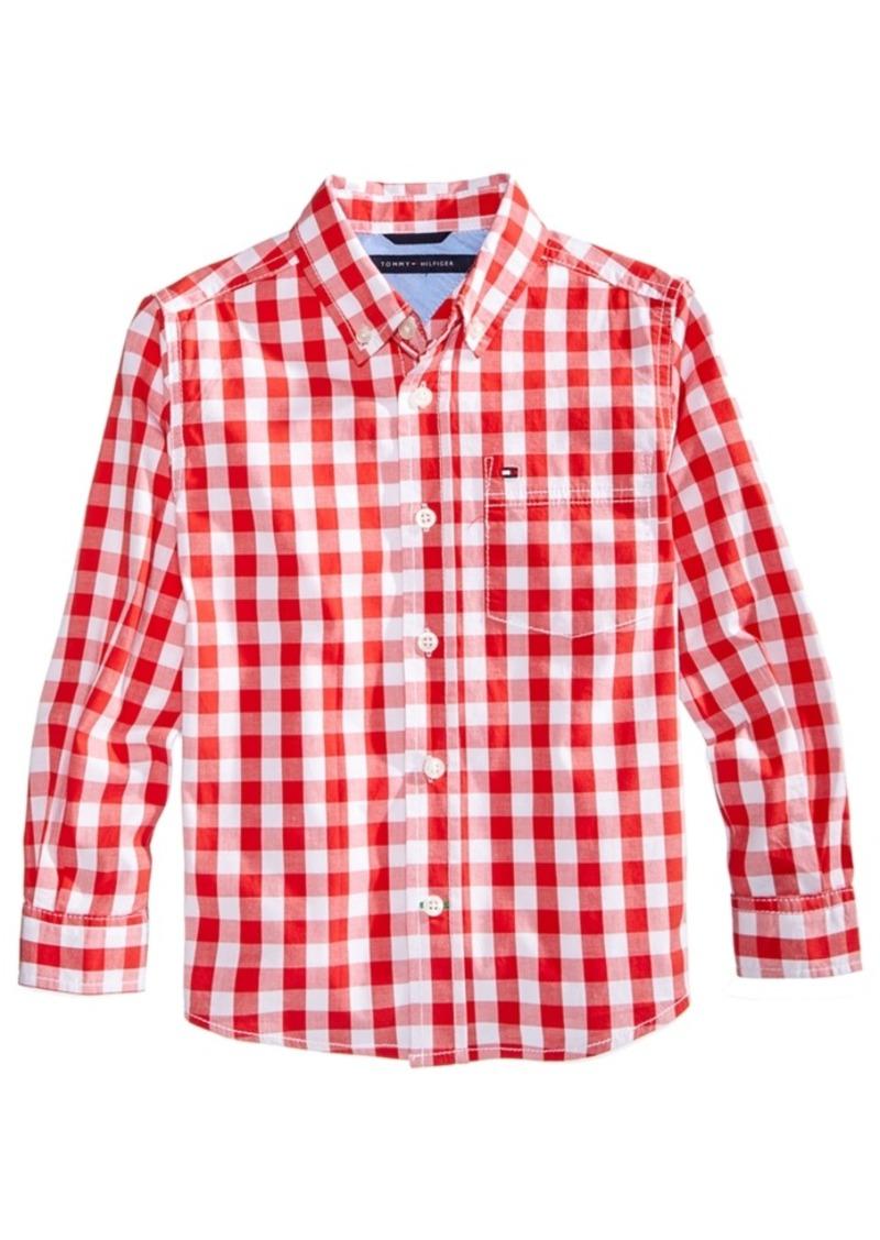 c9e0896658c92 Tommy Hilfiger Tommy Hilfiger Ryan Plaid Shirt