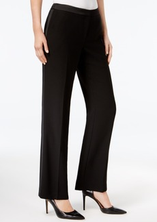 Tommy Hilfiger Satin-Stripe Pants