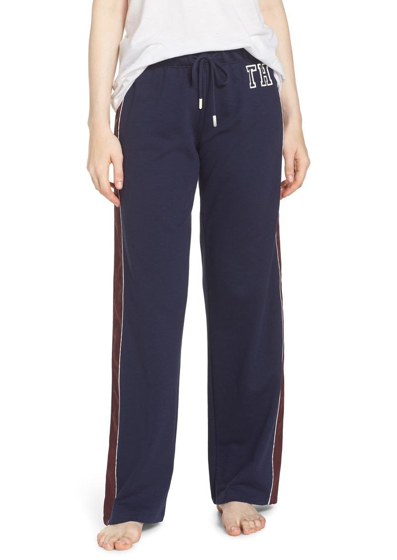 29fe656ae89f Tommy Hilfiger Tommy Hilfiger Satin Trim Pajama Pants | Sleepwear