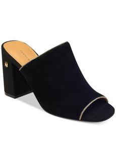 Tommy Hilfiger Sayna Slide Dress Sandals Women's Shoes