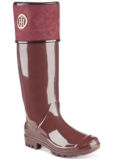 Tommy Hilfiger Shiner Rain Boots Women's Shoes