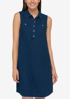 Tommy Hilfiger Shirtdress, Created for Macy's