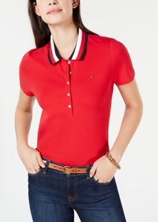 Tommy Hilfiger Short-Sleeve Polo Shirt, Created for Macy's