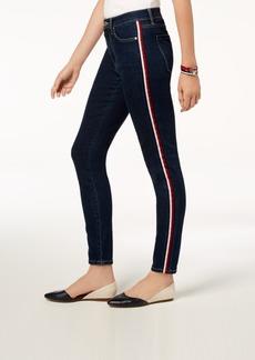 Tommy Hilfiger Side-Stripe Skinny Jeans