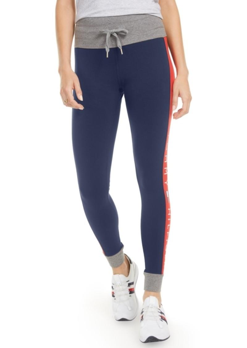 Tommy Hilfiger Sport Side-Striped Jogger Pants
