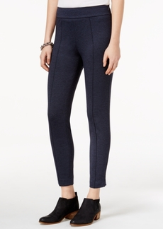 Tommy Hilfiger Side-Zip Seam-Detail Pants, Only at Macy's