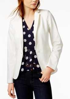 Tommy Hilfiger Single-Button Blazer, Only at Macy's