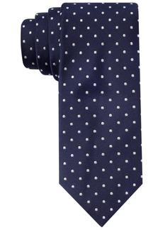 Tommy Hilfiger Slim Dot Doug Tie