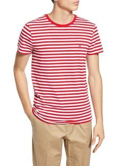 Tommy Hilfiger Slim Fit Stripe T-Shirt