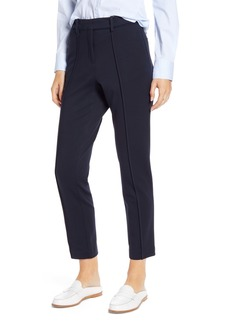 Tommy Hilfiger Slim Pintuck Seam Ponte Trousers