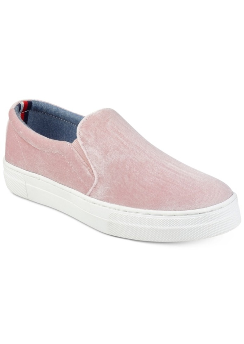 9a94167b9 Tommy Hilfiger Tommy Hilfiger Sodas Slip-On Sneakers Women s Shoes ...