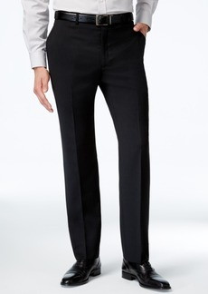 Tommy Hilfiger Sharkskin Classic-Fit Pants