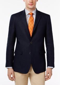 Tommy Hilfiger Solid Linen Trim Fit Sport Coat