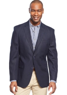 Tommy Hilfiger Solid Linen Trim Fit Sport Coat