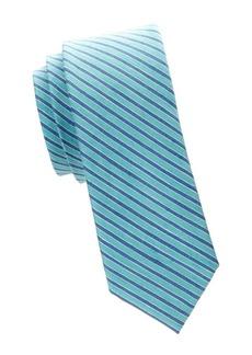 Tommy Hilfiger Spiral Striped Tie