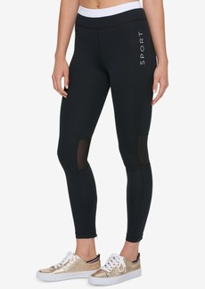 Tommy Hilfiger Sport Colorblocked Leggings, Created for Macy's