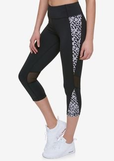 Tommy Hilfiger Sport Colorblocked Skinny Leggings, Only at Macy's