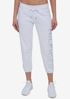 Tommy Hilfiger Sport Cotton Cropped Sweatpants, A Macy's Exclusive Style