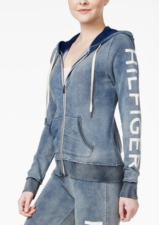 Tommy Hilfiger Sport Cotton Logo Hoodie, A Macy's Exclusive