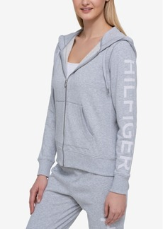 Tommy Hilfiger Sport Cotton Zip-Up Hoodie, A Macy's Exclusive Style