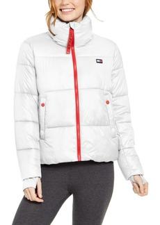 Tommy Hilfiger Sport Cropped Puffer Jacket