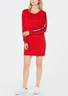 Tommy Hilfiger Sport Fleece Sweatshirt Dress