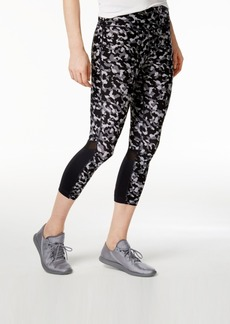 Tommy Hilfiger Sport Fusion Cropped Leggings, A Macy's Exclusive Style