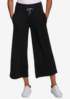 Tommy Hilfiger Sport High-Rise Cropped Sweatpants, Created for Macy's