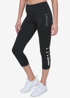 Tommy Hilfiger Sport High-Rise Logo Leggings, A Macy's Exclusive Style