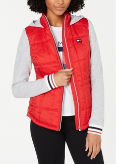 Tommy Hilfiger Sport Hooded Puffer Jacket