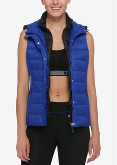 Tommy Hilfiger Sport Hooded Puffer Vest, Created for Macy's